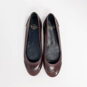 Church's Brown Leather Wingtip Flats EUR 40
